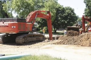 Improving the neighborhood infrastructure