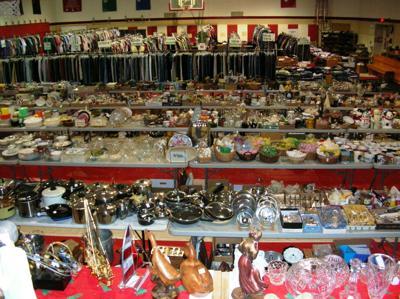 Sacred Hearts Rummage Sale set for Aug  8-10 | Community | hngnews com