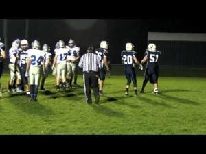 Monona Grove vs. Evansville/Albany    October 24th. 2014