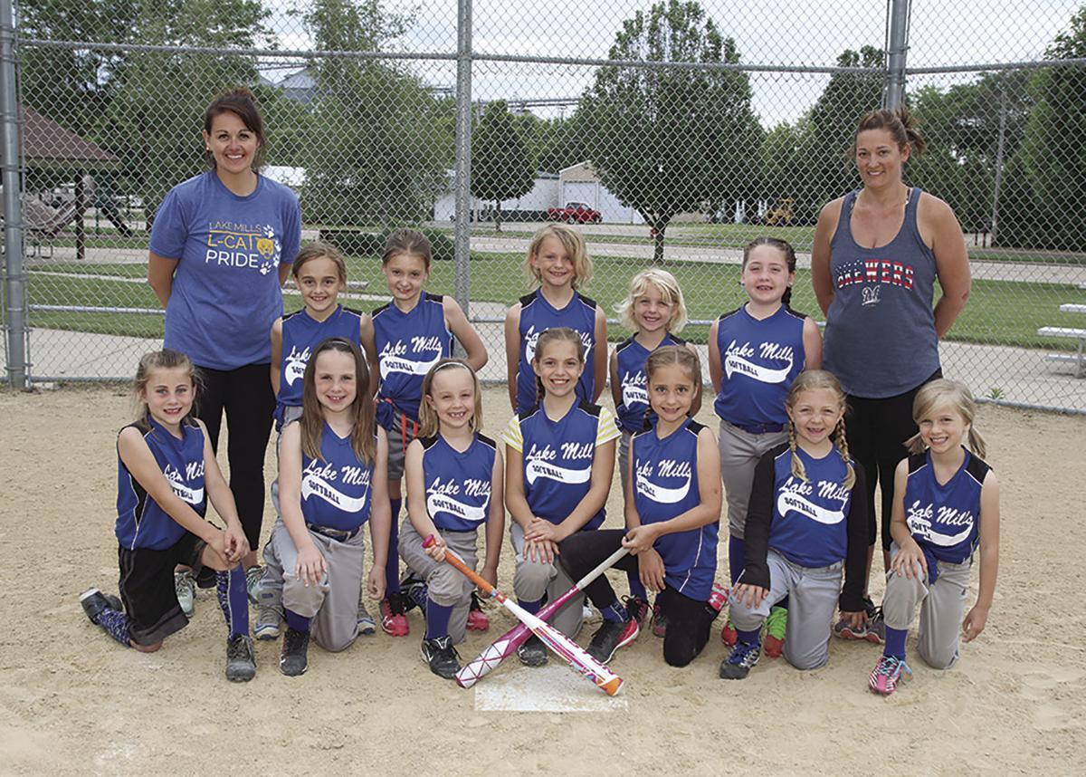 Windmill Girls Softball U8- Grades 5K-2