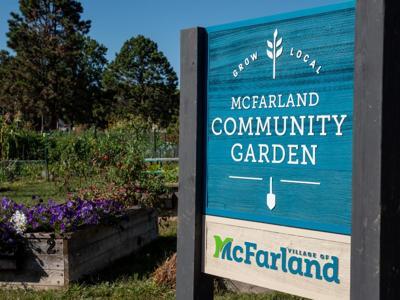 McFarland Community Garden gets sign