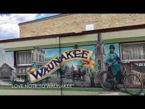 Waunakee Mural -Dane Arts Mural Arts