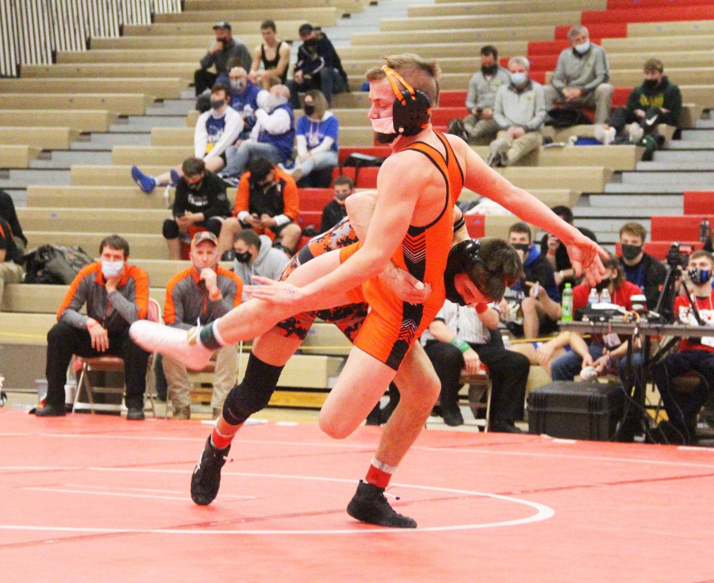 Three-time state qualifier