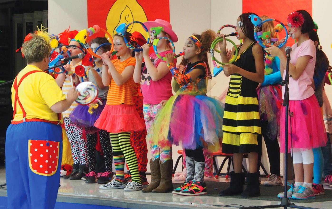 The Silly Nilly Clown Club