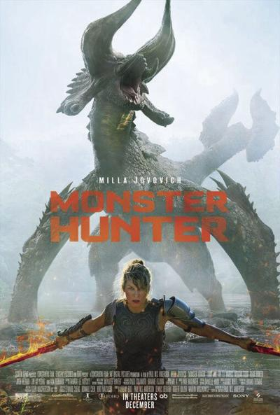 """Monster Hunter"""