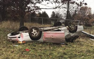 Fatal rollover crash