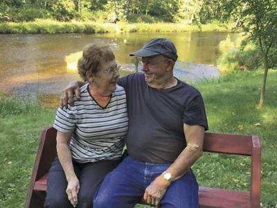 Harold and Shirley Keller