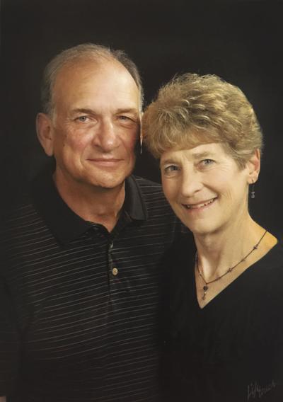 Robert and Patricia Feller