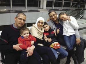 Alhaj Kadour family
