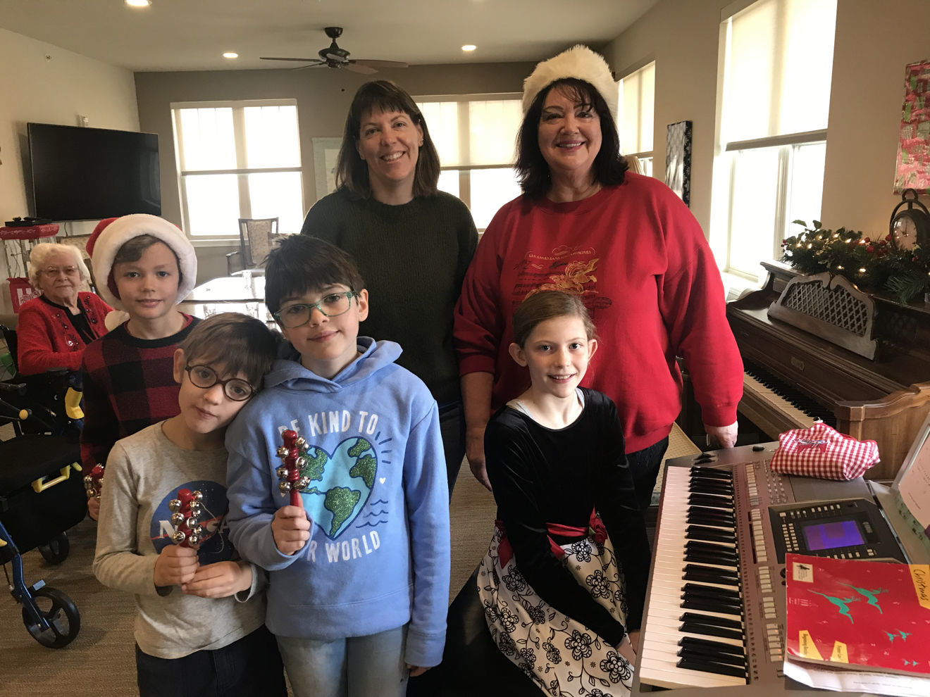 Piano Students of Patricia Cook