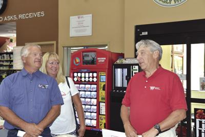 Tates honored as Grocer of the Year