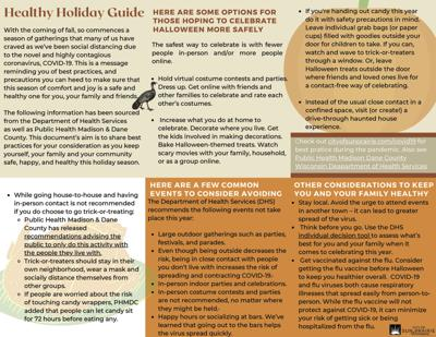 Holiday Health Guide
