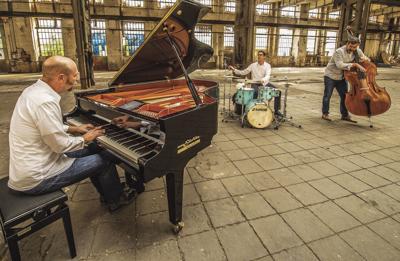 Edgar Knecht Trio