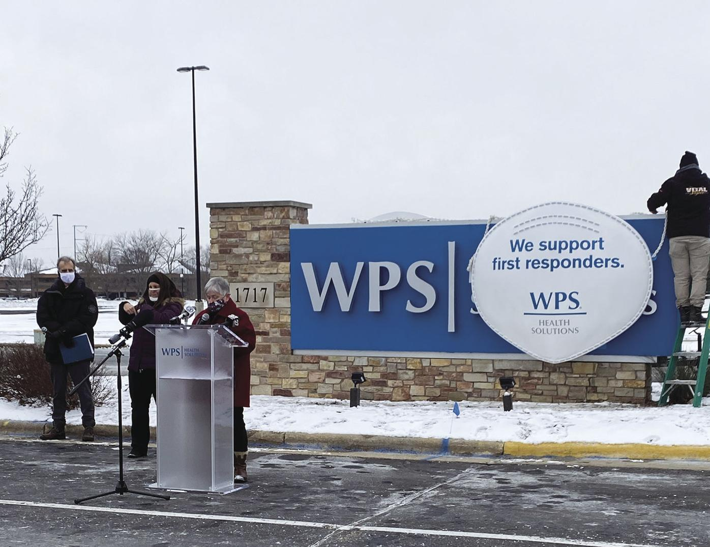 Mayor O'Connor Speaks at WPS