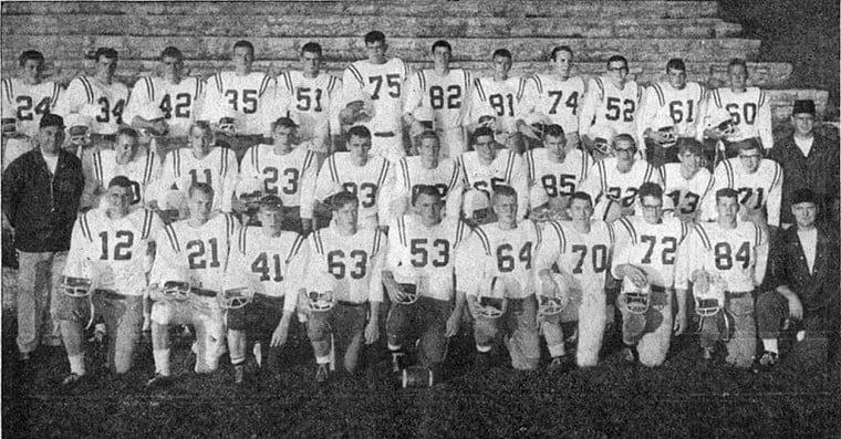 Lodi High School Football Teams 1964 1984 2004