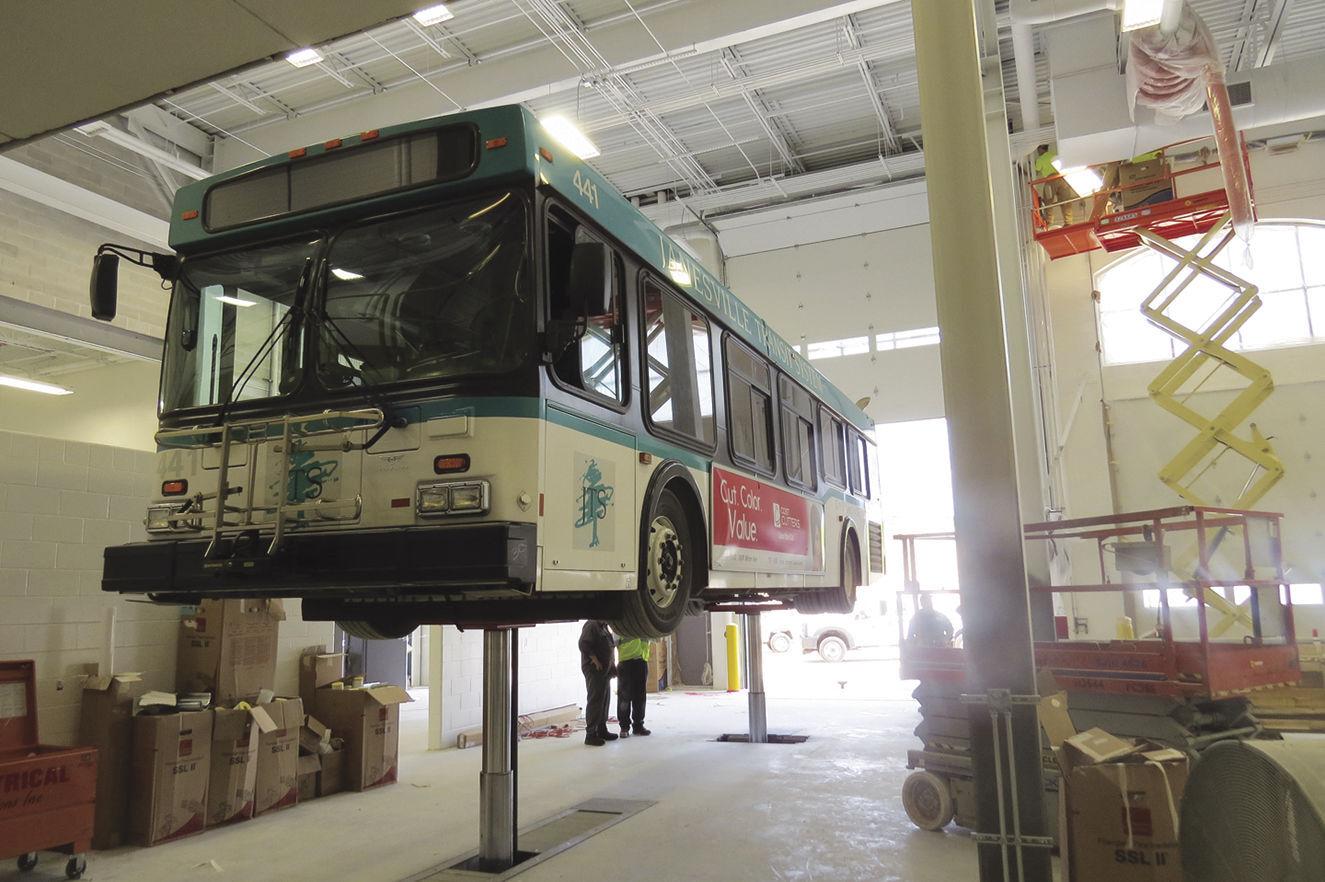 Mass transit maintenance