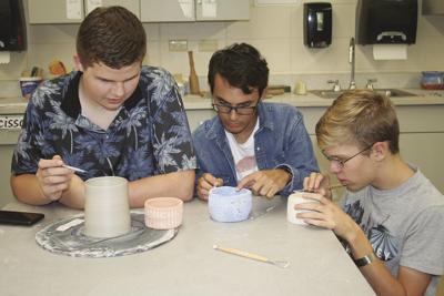 Crafting bowls