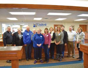United Community Bank grant recipients