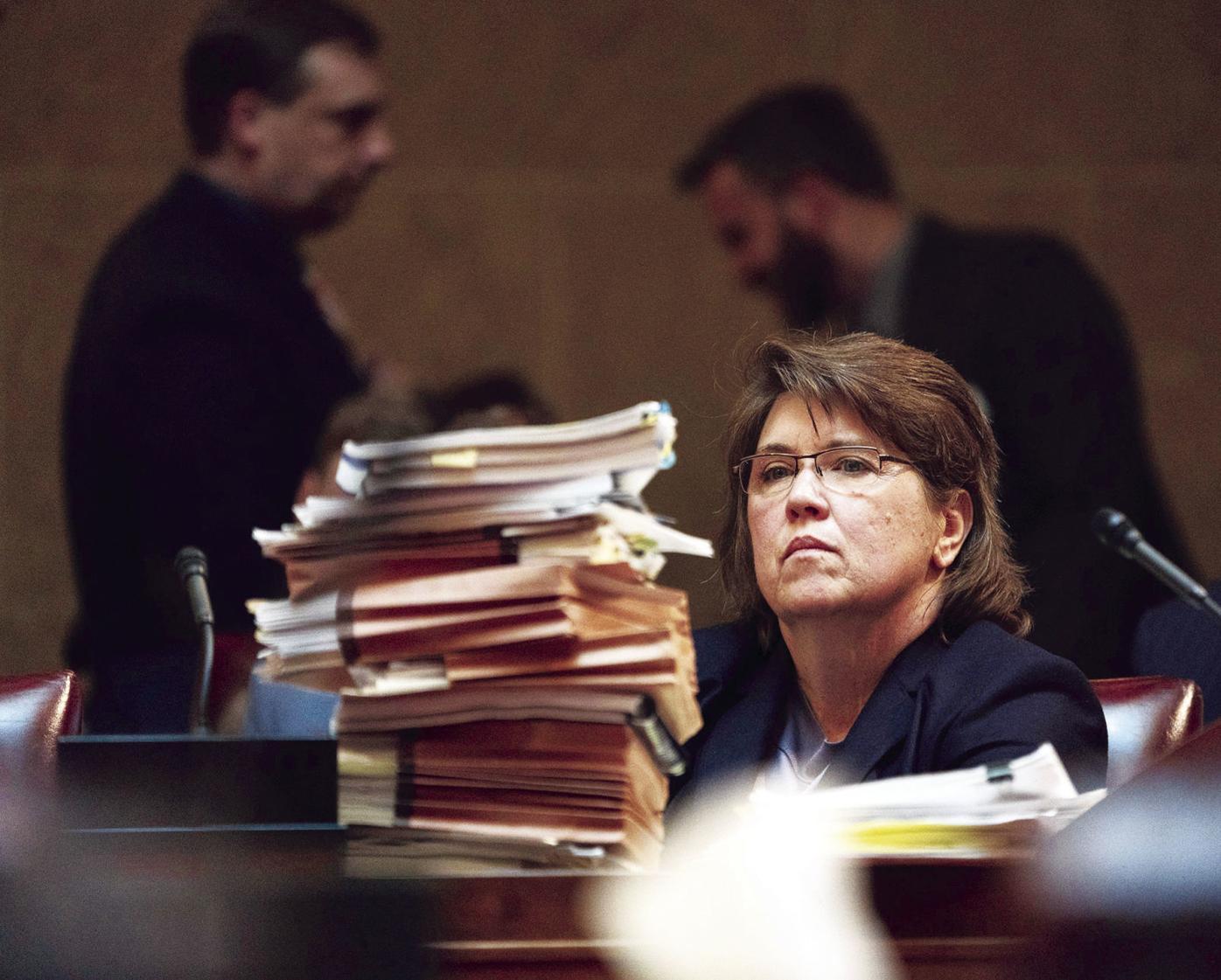 Kathleen Vinehout in the State Senate