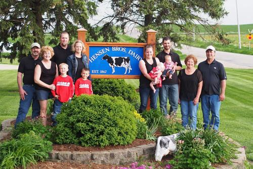 Hensen Brothers Dairy to host 2018 county dairy breakfast