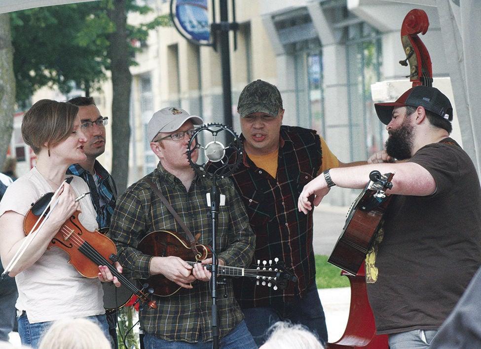 Soggy Prairie Band