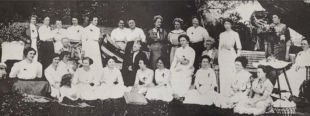 Lodi Woman's Club 1912