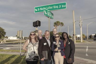 Dr Martin Luther King Jr Blvd