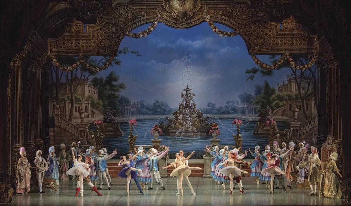 'The Sleeping Beauty' to be grand scale production