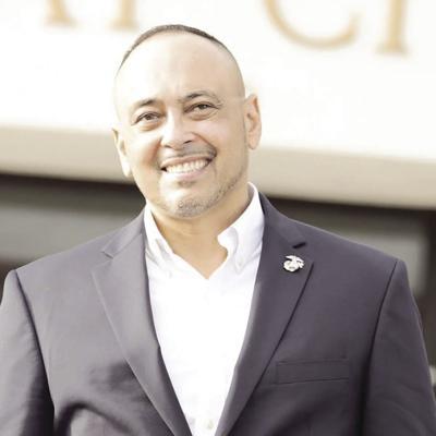 Palm Bay Mayor Rob Medina