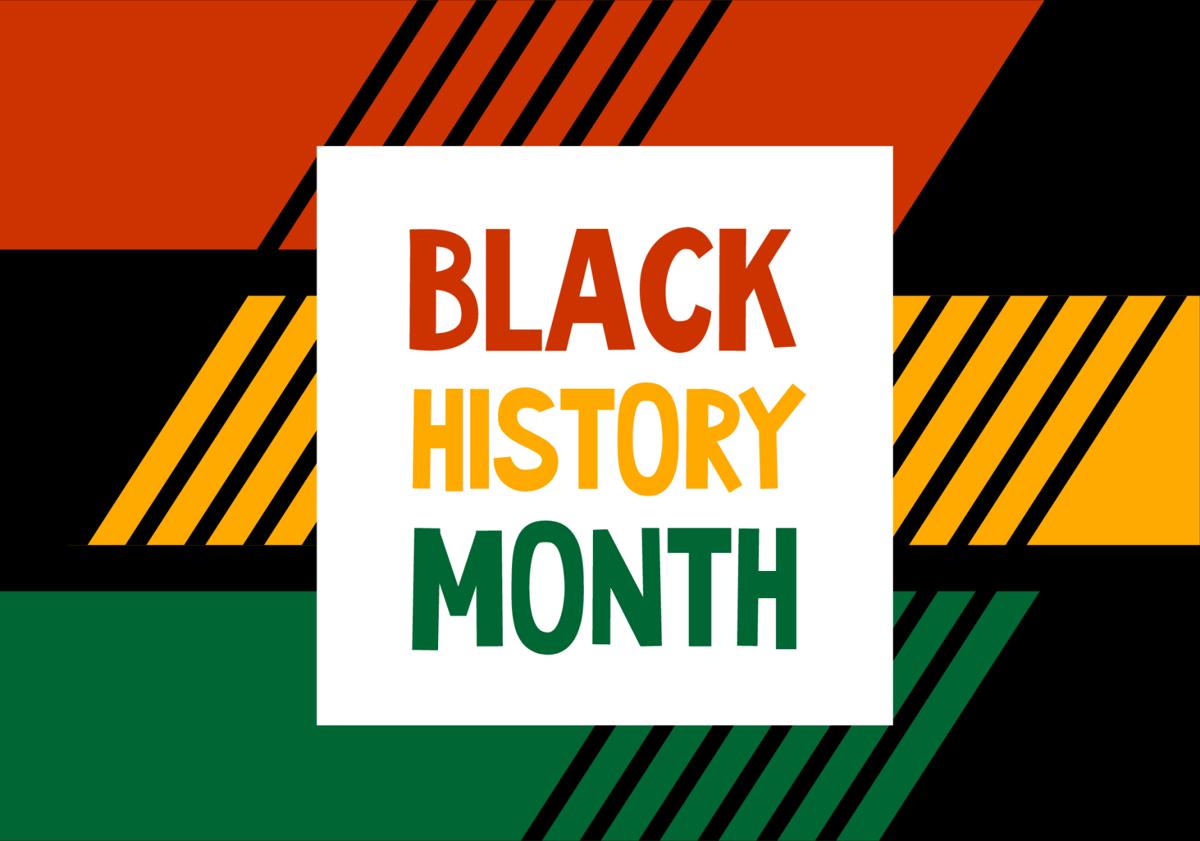 Black History Month - logo