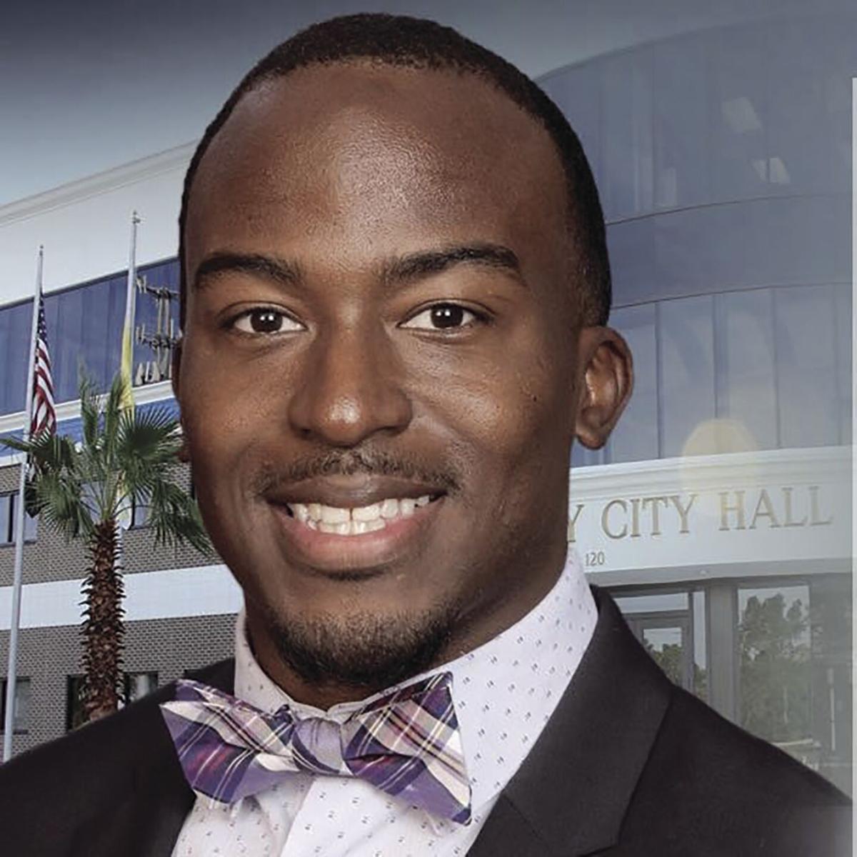 Palm Bay City Councilman Kenny Johnson