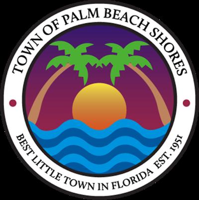 Palm Shores logo