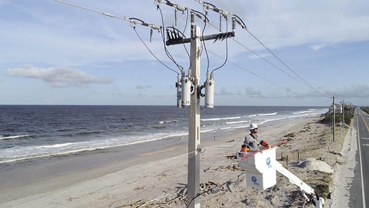 Florida Power and Light bolsters ahead of 2021 hurricane season