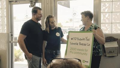 TD Bank gives thanks to small businesses | News