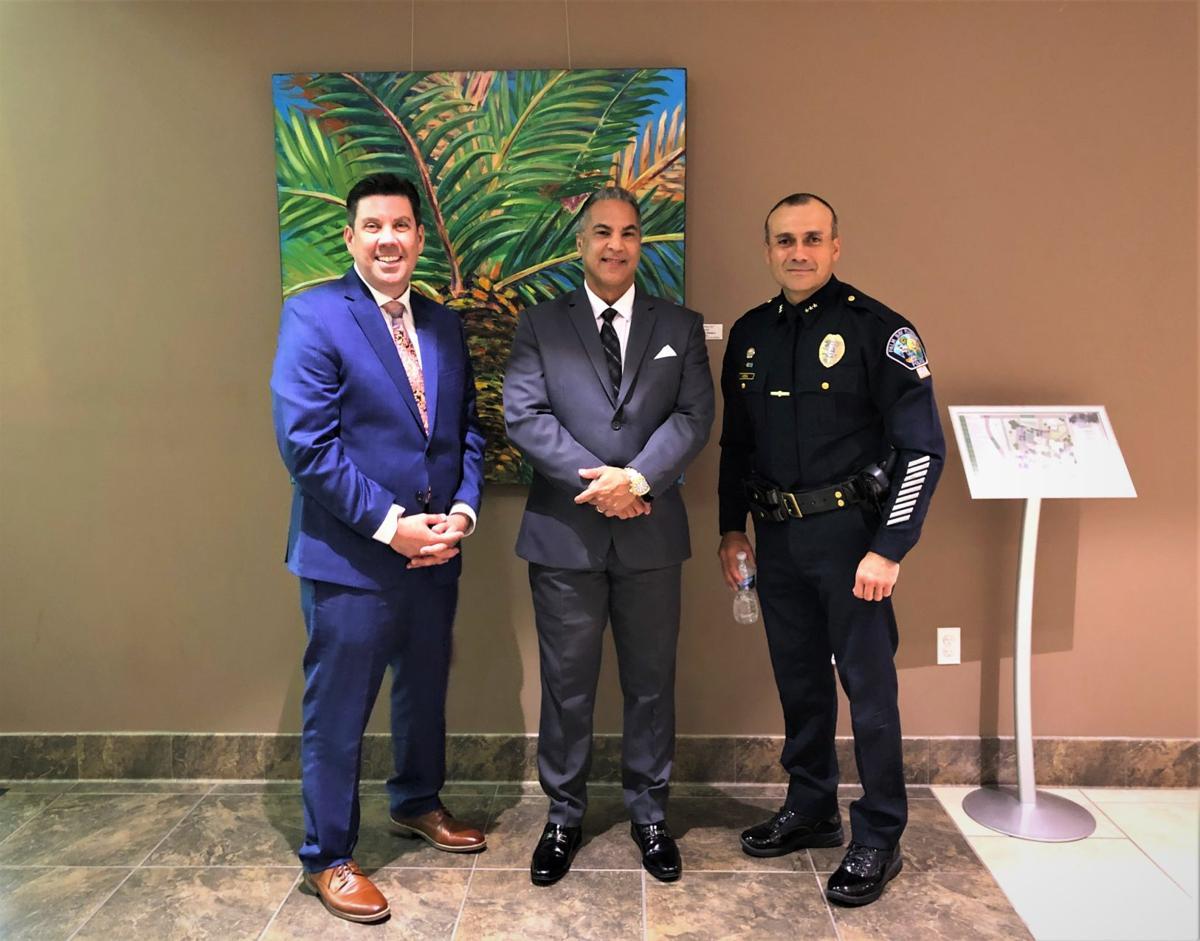 Palm Bay Police Chief