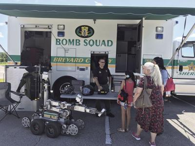 Brevard County Bomb Squad Unit