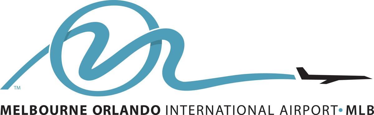 MLB - Melbourne Orlando International Airport - logo
