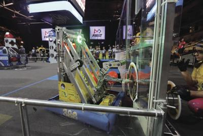 Brevard Schools excel at robotics competition | News