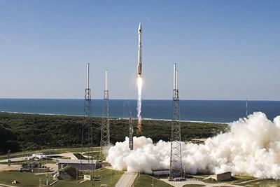 Rocket launch Kennedy Space Center Rocket Launch - United Launch Alliance Atlas V SBIRS GEO Flight