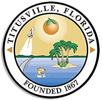 Titusville  (logo)
