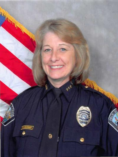 Police commander to be honored