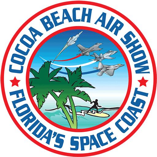 Cocoa Beach Air SHow - logo