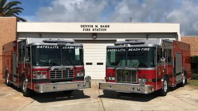 The Satellite Beach Fire Station