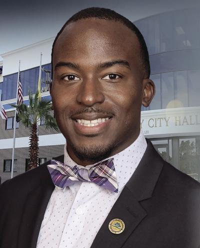 Palm Bay Deputy Mayor Kenny Johnson