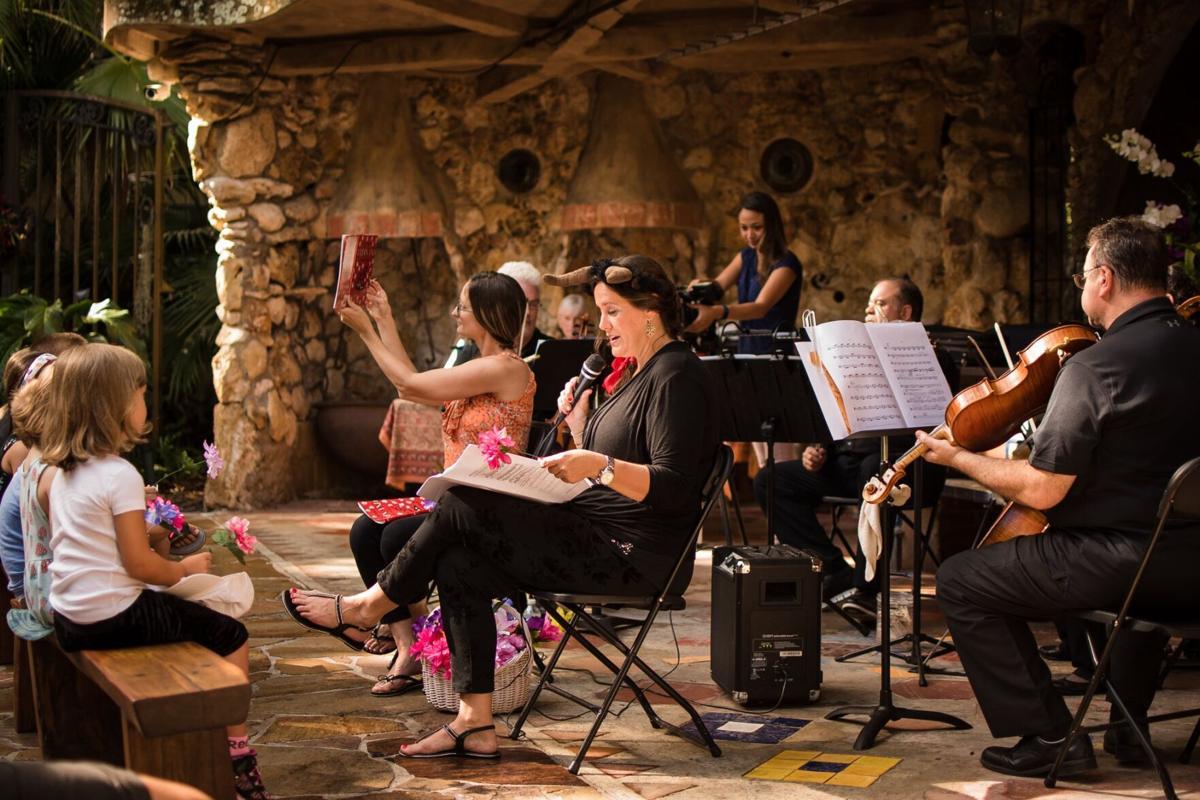 Space Coast Symphony Orchestra at McKee Botanical Garden