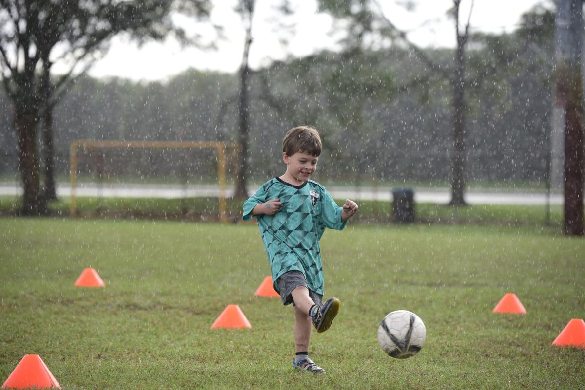 Special Soccer Camp