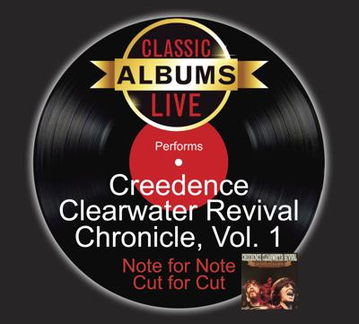 Classic Albums Live Creedence Clearwater Revival