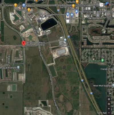 Discovery Way and Community Boulevard - Port St. Lucie
