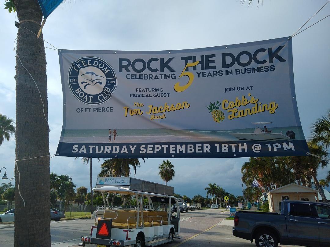 Freedom Boat Club of Fort Pierce celebrates anniversary