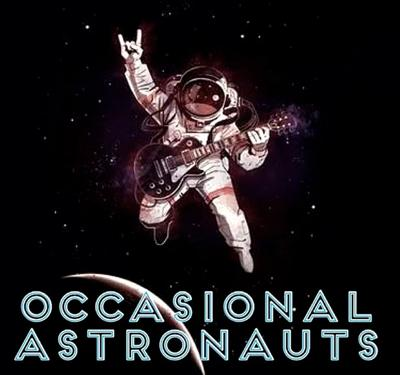 Occasional Astronauts - rock band